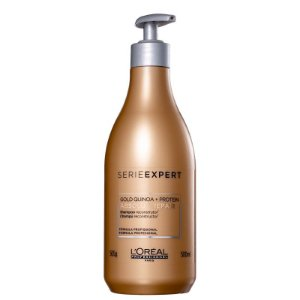L'Oréal Professionnel Absolut Repair Gold Quinoa + Protein - Shampoo 500ml