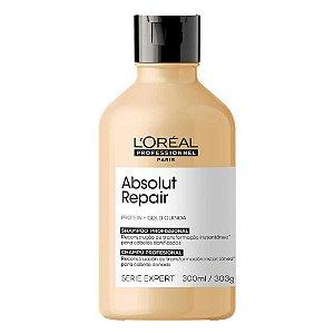 L'Oréal Professionnel Absolut Repair Gold Quinoa + Protein - Shampoo 300ml