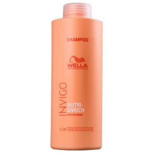 Wella Invigo Nutri-Enrich - Shampoo 1000ml