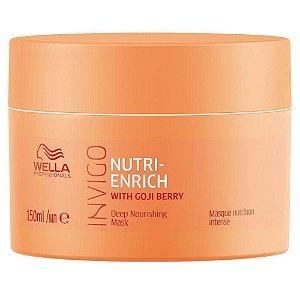 Wella Invigo Nutri-Enrich - Máscara de Nutrição 150ml