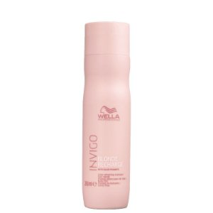 Wella Invigo Blonde Recharge Cool Blonde Shampoo 250ml