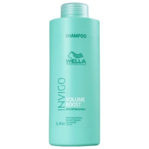 Wella Invigo Volume Boost - Shampoo 1000ml