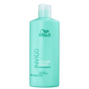 Wella Invigo Volume Boost Crystal Mask - Máscara 500ml