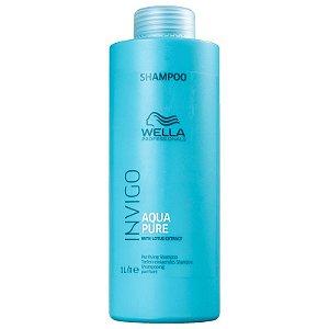 Wella Invigo Balance Acqua Pure - Shampoo Antirresíduos 1000ml