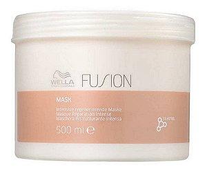 Wella Fusion - Máscara Reconstrutora 500ml