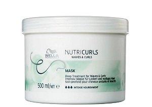 Wella Nutricurls - Máscara de Nutrição 500ml