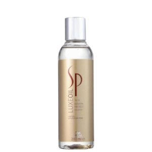 Wella SP System Professional Luxe Oil Keratin Protect - Shampoo 200ml