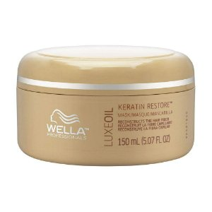 Wella SP System Professional Luxe Oil Keratin Restore - Máscara 150ml