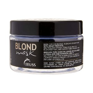 Truss Blond Mask - Máscara 180g