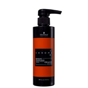 Schwarzkopf Chroma ID Bonding Mask Intensa Orange - Máscara Tonalizante 280ml
