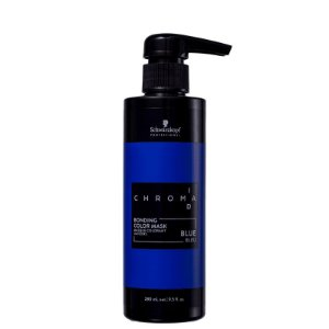 Schwarzkopf Chroma ID Bonding Mask Intensa Blue - Máscara Tonalizante 280ml