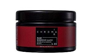 Schwarzkopf Chroma ID Bonding Mask Ruby 6-88 - Máscara Tonalizante 250ml