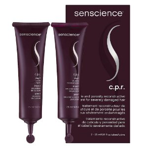Senscience C.P.R. - Tratamento Reconstrutor 2x25ml