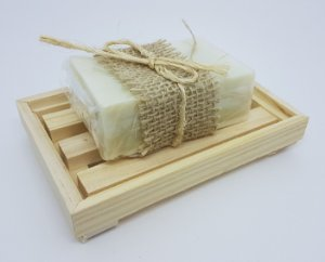 Sabonete 100% Oliva - Lavandim e Litse