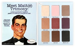 The Balm Paleta de Sombra - Meet Matt(e) Trimony