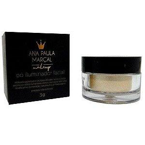 Ana Paula Marçal Makeup Iluminador Facial Golden Schock