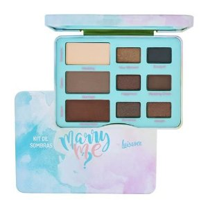 Luisance Kit de Sombras Marry Me - Modelo A