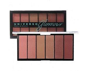 Luisance Paleta de Blushes Universo Glamour