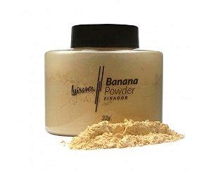 Luisance Pó Fixador Banana
