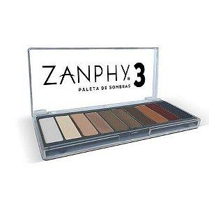 Zanphy  Paleta de Sombra 10 cores Naked 3