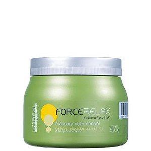 L'Oréal Professionnel Máscara de Nutrição Expert Force Relax Nutri-Control 500g - VALIDADE 01/2021