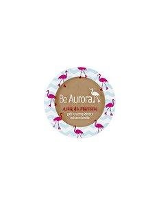 Be Aurora Pó Compacto Micronizado Areia do Marrocos - 05 Marrom Médio VALIDADE 06/21