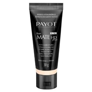 Payot Base Líquida Mate HD - CLARO 1