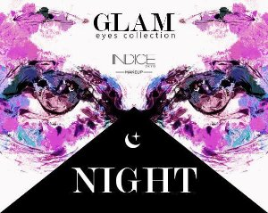 Indice Tokyo Glam Eyes Collection - Night 01