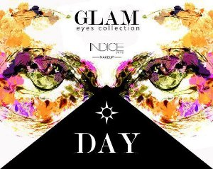 Indice Tokyo Glam Eyes Collection - Day 01
