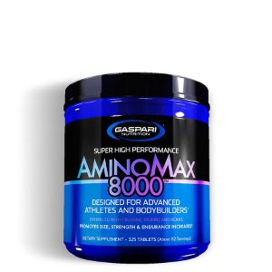Aminomax  350 Tabletes - Gaspari Nutrition