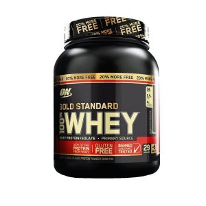 Whey Protein Gold Standard 20% More FREE (1.09kg) - Optimum Nutrition