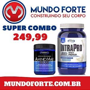 Super Combo Gaspari Nutrition