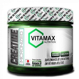 Creatina 200g - Vitamax