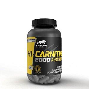 HI-CARNITINE 2000 + CHROMIUM PICOLINATE (60 CAPS) - LEADER NUTRITION