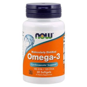 Omega-3 (30 Caps) - Now Sports