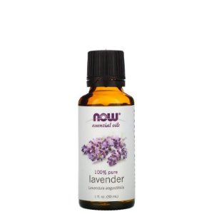 Óleo Essencial Lavander-lavanda 30 Ml - 100% Puro Now Foods