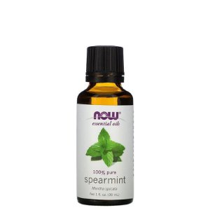 Óleo Essencial Spearmint - hortelã 30ml - 100% Puro Now Foods