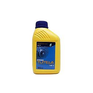 Fluído de freio DOT4 tutela 500ml