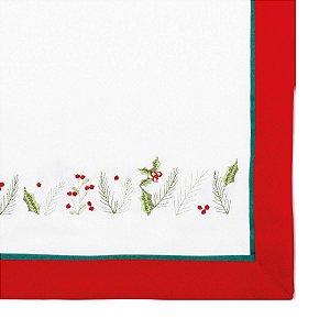 Caminho de Mesa de Natal Azevinho Homemade 40 x 180 cm