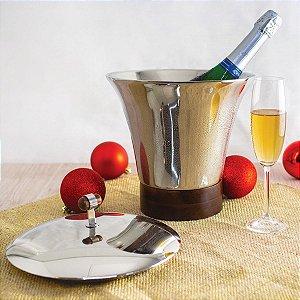 Jogo de Taças para Champanhe Cristal Gastro/Colibri 220ml 6 unidades