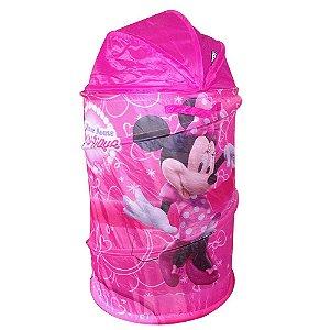Porta Brinquedo Portátil Minnie Disney - Zippy Toys