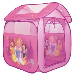 Barraca Tipo Casa Princesas Disney - Zippy Toys