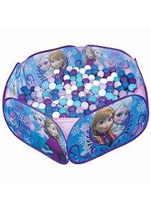 Piscina de Bolinhas Portátil Frozen - Zippy Toys