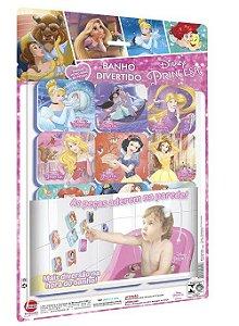 Brinquedo para Hora do Banho Princesas