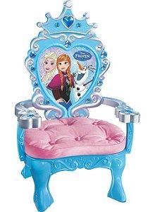 Trono Encantado Frozen - Lider