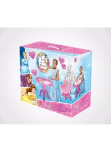 Mesa e cadeira das Princesas - Lider