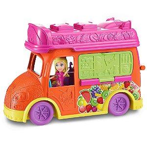 Polly Carrinho de Sucos da Polly - Mattel