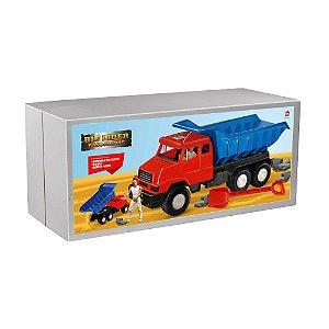 Big Caminhão Basculante - Lider