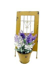 Vaso de Flores Janelinha - The Home