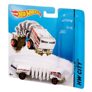 Carrinhos Flex Racers Sortidos Power Tread - Mattel